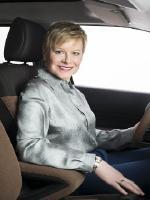 Линда Джексон признана самой влиятельной в автомобильной индустрии