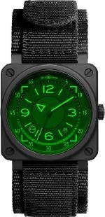 BR03-92  HUD - Часы для важных миссий для сильных и оснащенных запястий