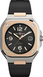Bell&Ross BR 05 Black Steel & Gold
