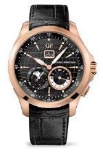 Traveller Large Date, Moon Phases & GMT от  Girard-Perregaux