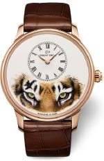 Заглянуть тигру в глаза - PETITE HEURE MINUTE «TIGER»