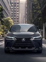 Lexus представляет новый кроссовер NX