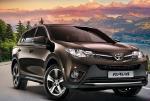 Toyota празднует юбилей RAV4