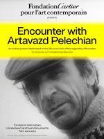 Fondation Cartier - Online encounter with Artavazd Pelechian