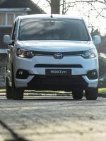 Новый фургон Toyota Proace City — вместительность, производительность и практичный дизайн