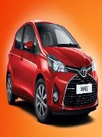 «Раскрой своё Я» с Toyota Yaris
