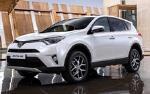 Новый Toyota RAV4 в Украине