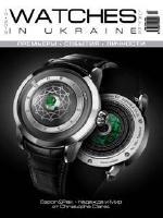Watches in Ukraine Luxe Life №10/2015