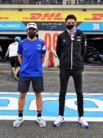 ALPINE F1 TEAM на Гран-При Франции