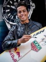 TAG Heuer: американский серфер Кай Ленни покоряет Швейцарию