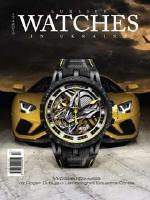 Watches in Ukraine Luxe Life №17/2017