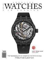 Watches in Ukraine Luxe Life №24 2019