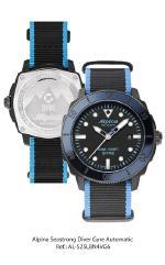 Seastrong Diver Gyre Automatic: Alpina выходит в море
