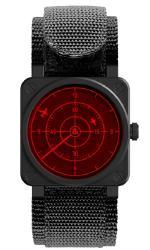 Впечатляющая новинка от Bell& Ross часы BR 03-92 Red Radar