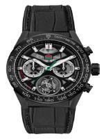"""Эксклюзивная модель Carrera Chronograph Calibre Heuer 02 Tourbillon """"ODD BALLS"""""""