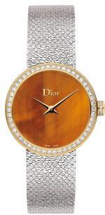 La D de Dior Satine – лента на запястье