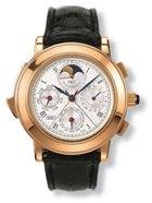 Уникальные исторические часы IWC