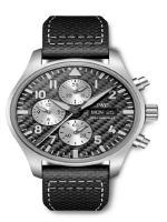 IWC Schaffhausen и Mercedes-AMG представляют Pilot's Watch Chronograph Edition «AMG»