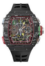 RM 65-01 настоящий прорыв в развитии механических часов