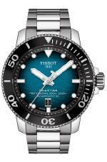 Tissot Seastar 2000 Professional - Королева морских глубин