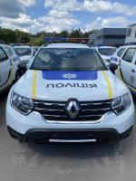 Автомобили Renault Duster для Национальной Полиции Украины
